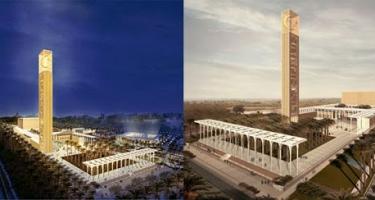 Le laboratoire du CGS au service de la Grande Mosquée d'Alger